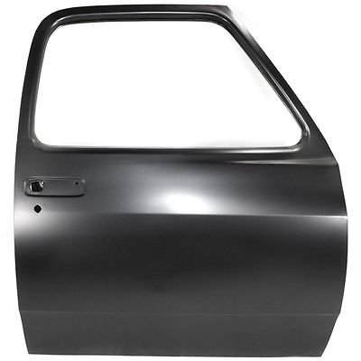 (OE Replacement Dodge Pickup/Ramcharger Front Passenger Side Door Shell (Partslink Number CH1301104))