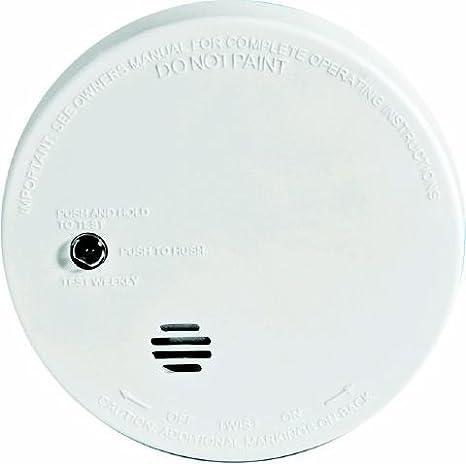 Kidde Kidde 0914UKT doble detector de humos; Tipo ionización; 9 V batería; 3