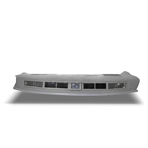 Evaporator Units A/C ToyotaHiaceVanHeadlinerUnit;BTU:20,600;2Side-MountedBlowerMotors(1800rpm);24PassEv;4Louvers;12V;Grey l ()