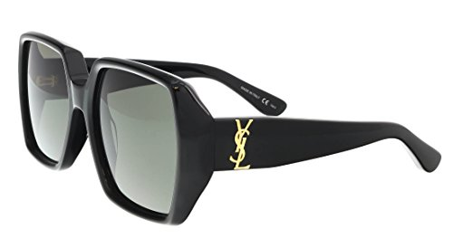 Saint Laurent Fasion Sunglasses, SL M2 Style, For Men
