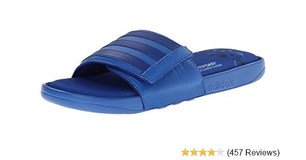 e01089373b28e adidas Performance Men s Adissage Comfort Sandal