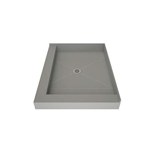 Tile Redi USA P4236CDL-PVC Redi Base Shower Pan, 36