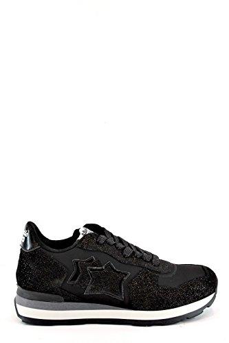 37 Donna ATLANTIC VEGA STARS Sneakers 81N GLN Nero qfTFTg