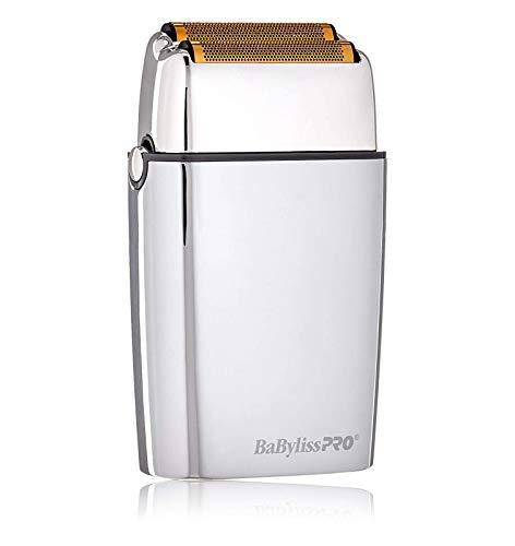 BaBylissPRO FXFS2 FOILFX02 Cordless Metal Double Foil Shaver
