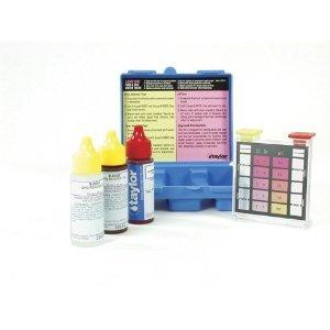 Taylor K1001 Basic Residential DPD Pool or Spa Test Kit