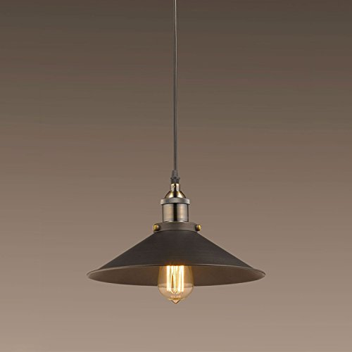 YOBO Lighting Industrial Edison Hanging Vintage Mini 1