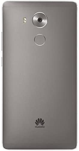 Huawei Mate 8 32GB 6-Inch 4G LTE Factory Unlocked Smartphone - International Stock No Warranty (Silver)