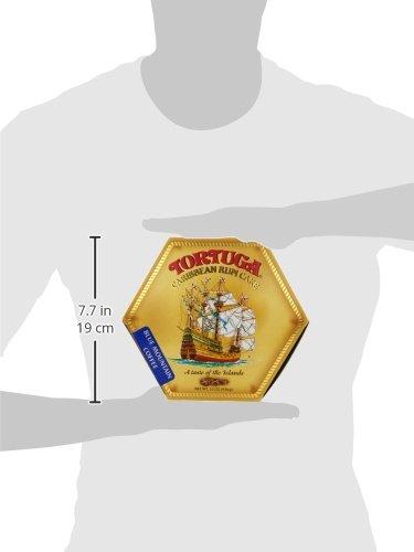TORTUGA Caribbean Blue Mountain Rum Cake - 32 oz. - The Perfect Premium Gourmet Gift by TORTUGA (Image #6)