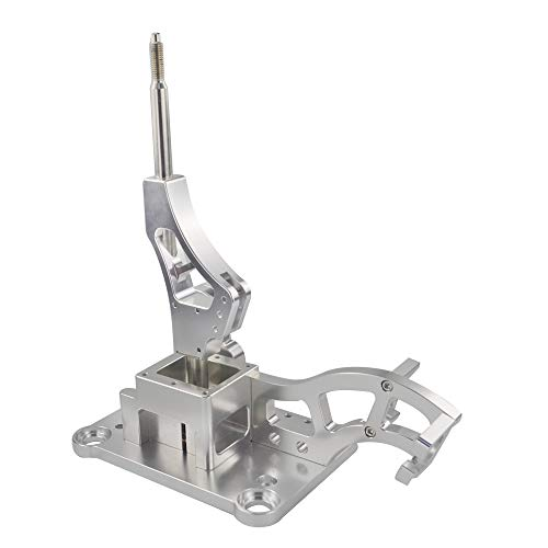 PQYRACING Billet Racing Short Shifter Box Set Compatible for RSX Type-S & K-Series Swap Civic/Integra