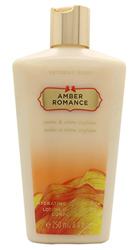 Victoria's Secret Amber Romance Hydrating Body Lotion, 8.4 Ounce