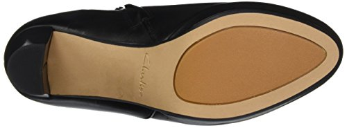 Black Nero Stivaletti Spice Donna Kendra Leather Clarks zxfTqgc