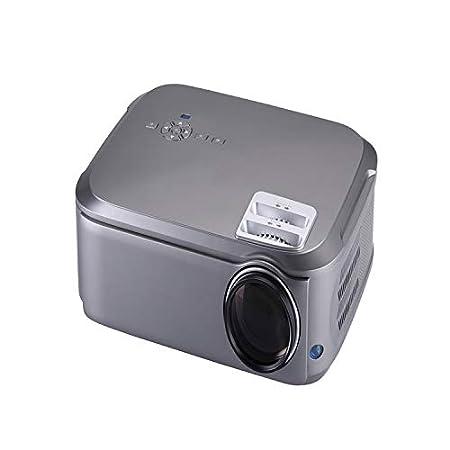 Nayayar Proyector, proyector proyector 3D Full HD, proyector ...