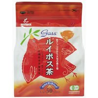 Gass organic rooibos tea 175g (3.5gX50 bags) by Co., Ltd. Gasco