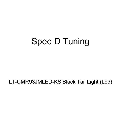 Spec-D Tuning LT-CMR93JMLED-KS Black Tail Light (Led)