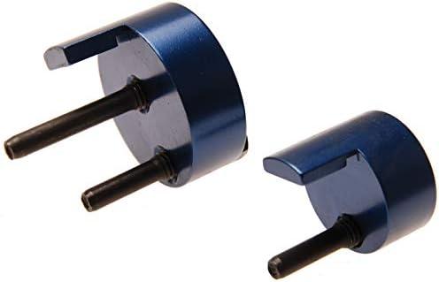 universal BGS 8454 Herramienta de montaje para el ajuste el/ástico de correas acanaladas