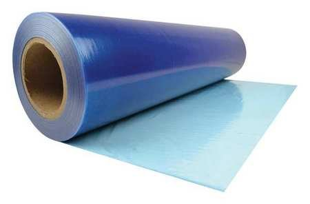 Surface Shields Window Protection Film, 24x600, Blue by Surface Shields