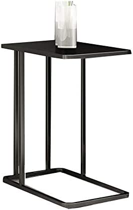 Zhicaikeji Table De Chevet Chambre Creative Mode Fer Forge Or Mode