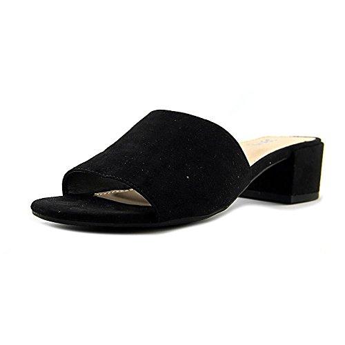 Sandalias Para Mujer Slide Iii Jane Open Toe Casual Slide Negro