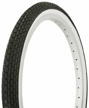 "FREE BIKE TUBES 2-20/"" x 2.125/"" Duro Heavy Duty Black Bicycle Tires BMX MTB"