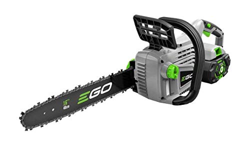 EGO 16 in. CS1604 56-Volt Lithium-ion Cordless Chainsaw with 5.0Ah Battery and Charger Included - http://coolthings.us