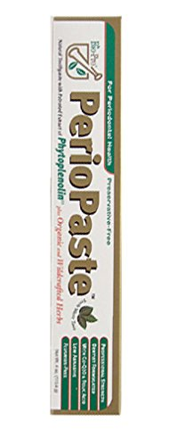 PerioPasteTM Organic Toothpaste 4oz Tube