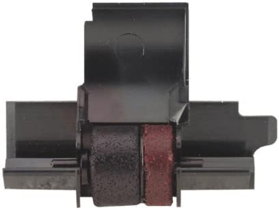 TEXAS Model 5045-SV Compatible Calculator CP-13 Black /& Red Ink Roll