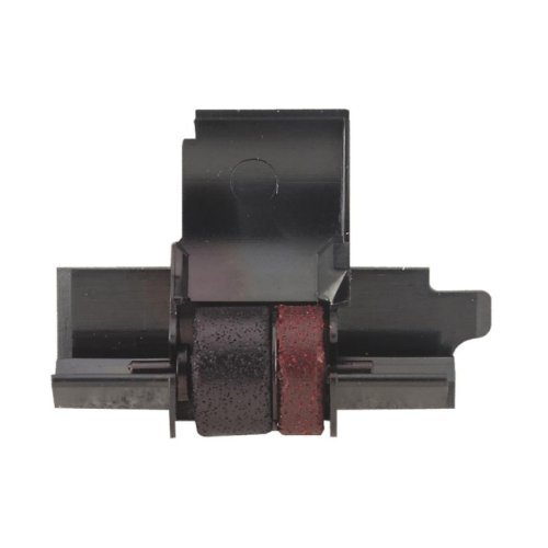 'Package of Six Canon P23-DH V Calculator Ink Roller, Black and Red, Compatible LYSB00X8UD04C-ELECTRNCS