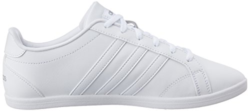 buy online 90c9c f9c56 adidas Damen Vs Coneo Qt W Turnschuhe, Blanco (Ftwbla  Ftwbla  Plamat),  40 23 Amazon.de Schuhe  Handtaschen