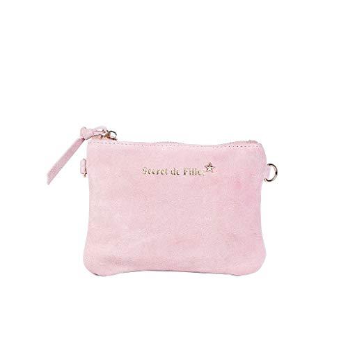 Envelope Día De Cada Bcbg Rosa Gamuza Clutches Crossbody Angkorly Regalo Moda Bag Bolsa Mano Elegante Por Básica Bandolera La Tote Mini Sobrio Idea Noche Mujer T5ZqwIU