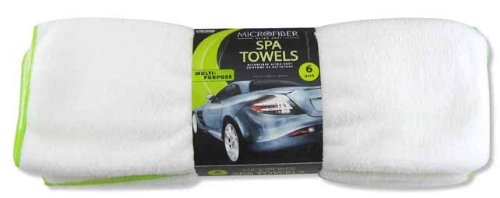 Viking 879000 White Microfiber Towel product image