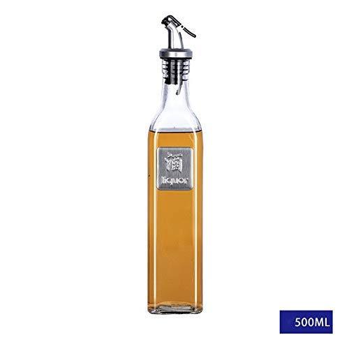 AYOUP Dispensador de aceite de oliva y vinagre para cocinar en ...