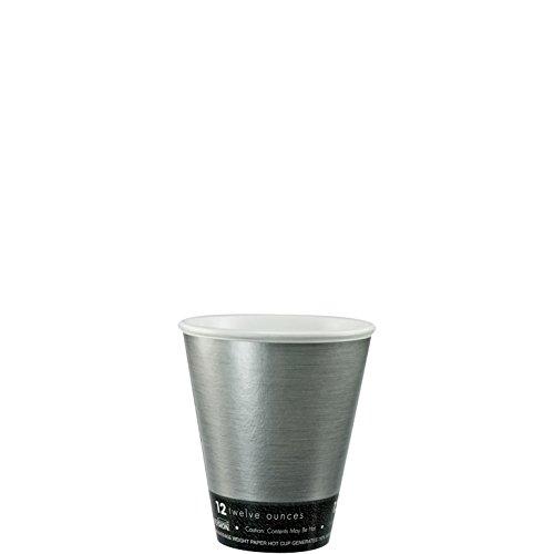 Dart 12U16FS 12 oz Steele Fusion Cup (Case of 1000)