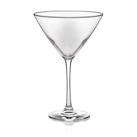 Libbey Vina Martini Glasses, Set of 6