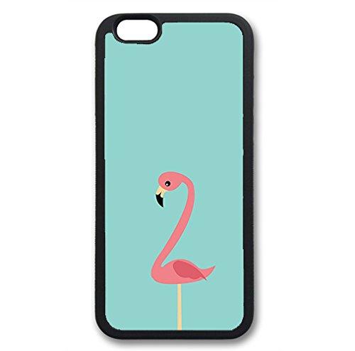 Coque silicone BUMPER souple IPHONE 5C - Flamant rose flamingo animal CASE tpu DESIGN + Film de protection INCLUS