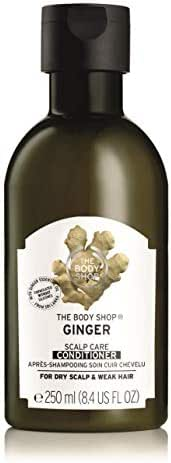 The Body Shop Ginger Scalp Care Conditioner, 8.5 Fl Oz (Vegan)