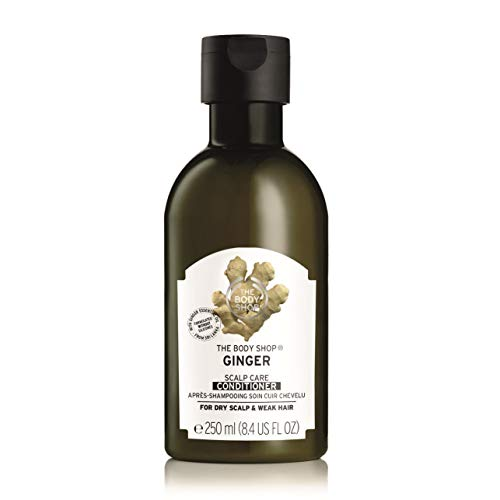 The Body Shop Ginger Scalp Care Conditioner, 8.5 Fl Oz - Ginger Conditioner Hair
