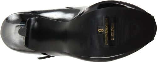 Shoes 02 USA PLEASURE Noir Pleaser cWzxOTZ