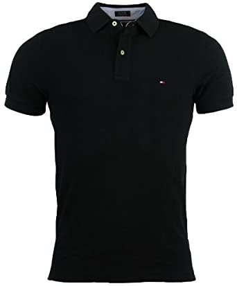 Tommy Hilfiger Men's Polo Shirt at Amazon Men's Clothing