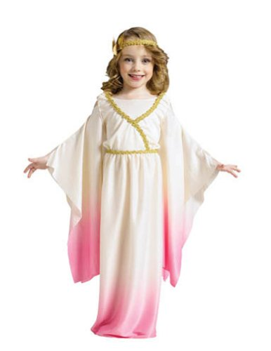 [Athena Pink Ombre Toddler 3-4T] (Athena Pink Girls Costume)