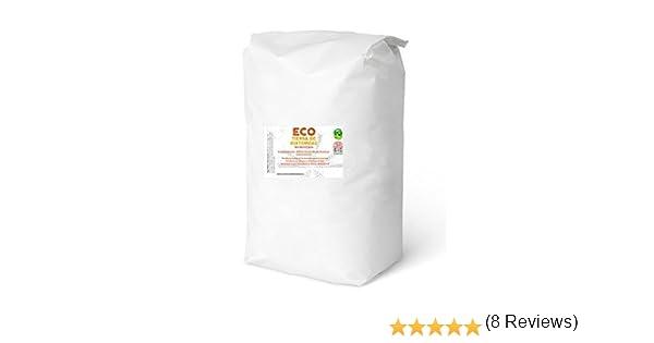 ECO Tierra de diatomeas Molida 25kg - Producto 100% Natural y ecológico - Grado alimenticio: Amazon.es: Jardín