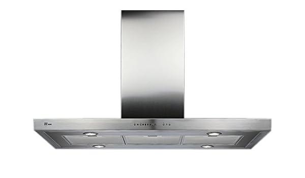 V-ZUG: cubierta aislada DISE10C, 100 cm, salida de aire, ChromeClass, estándar.: Amazon.es: Grandes electrodomésticos