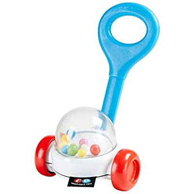 Fisher Price Corn Popper Rattle & Rock-A-Stack Clacker Set: Baby