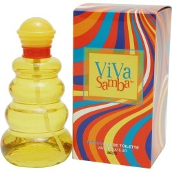 (Perfumers Workshop Samba Viva EDT Spray 3.3 Oz)