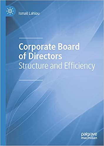 Amazon com: Corporate Board of Directors: Structure and
