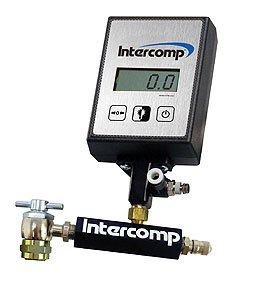 Intercomp 100675 Digital Shock Inflation Gauge