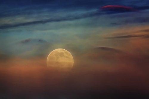 Solstice/Strawberry Moon - Solstice Nude