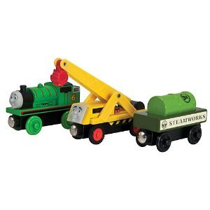 Thomas And Friends Wooden Railway - Bish Bash Bosh by Tomy International