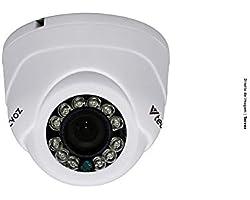 Câmera de Segurança Tecvoz Mini Dome Flex HD CDM-128MP Infra Red 15m, Resolução 1.0MP, 720p, Lente 2.8mm