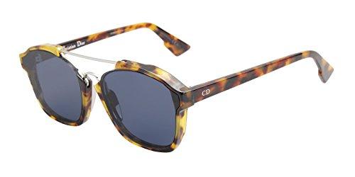 487fc80fe318 New Christian Dior ABSTRACT YHA/A9 Havana/Blue Sunglasses | Weshop ...
