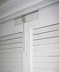 Complete Deluxe Bi-fold Door Lock, 2 Pack